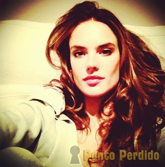 Fotos de Alessandra Ambrósio no Instagram