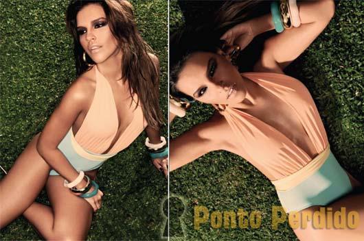 Fotos Sensuais de Mariana Rios na Revista Vip