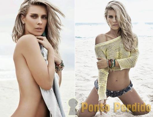 Fotos de Carolina Dieckmann na Revista VIP