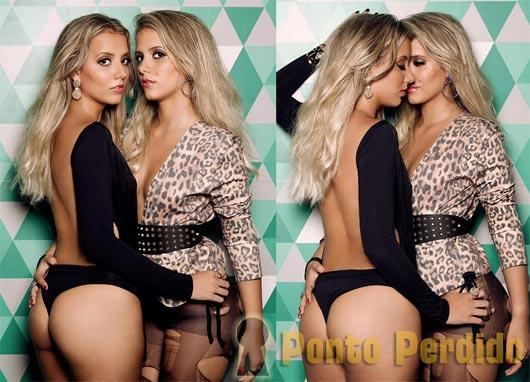 Fotos Sensuais de Amanda e Andressa: As Gêmeas do BBB 15