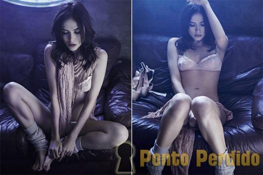Fotos Sensuais de Maria Casadevall na Revista Vip
