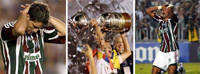 Fluminense derrotado na Final da Libertadores da América