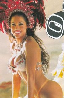 Fotos De Gracyanne Barbosa Nua Em Revista Masculina Ponto Perdido