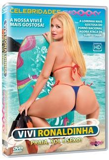Praia, Sol e Sexo - Vivi Ronaldinha